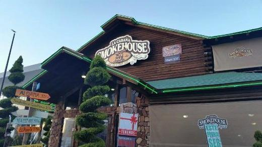 La Cabaña Smokehouse San Felipe