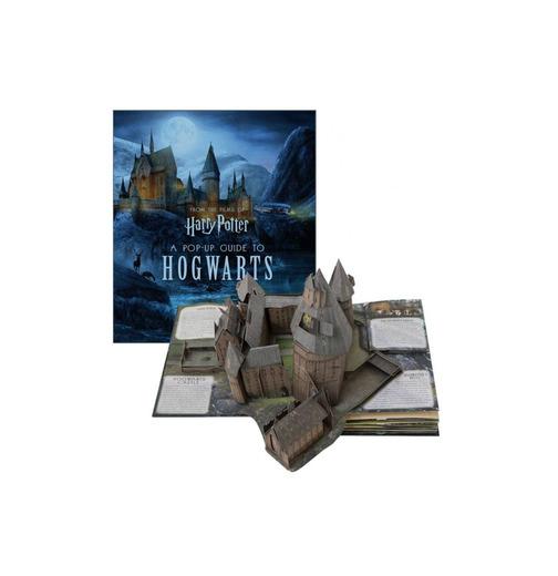 Libro 3D Harry Potter