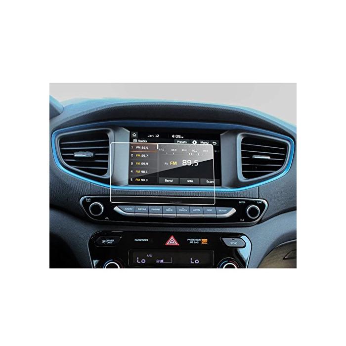 LFOTPP Hyundai Ioniq Hybrid Elektro 7 pulgadas Navegación Protector de pantalla