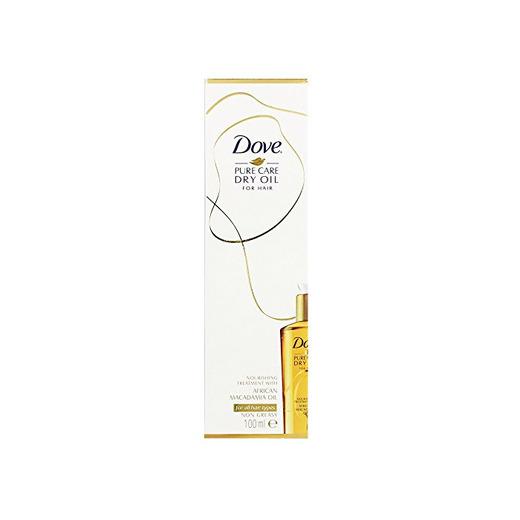 Dove Pure Care Nourishing Treatment Dry Oil