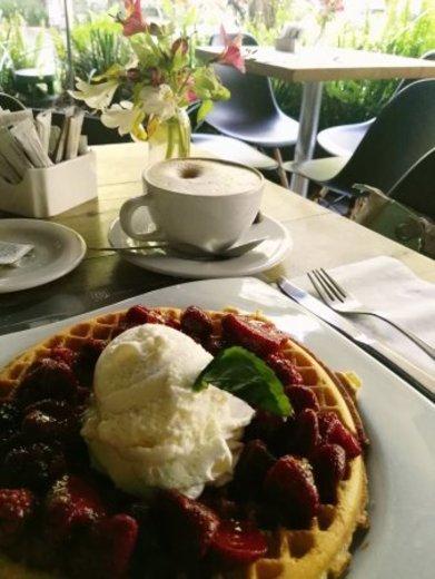 Crepes & Waffles Roma
