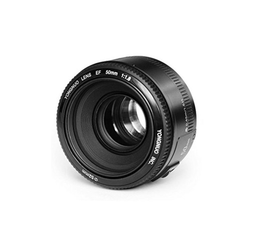 YONGNUO YN50mm F1.8 Lens Large Aperture Auto Focus Lens For Canon EF