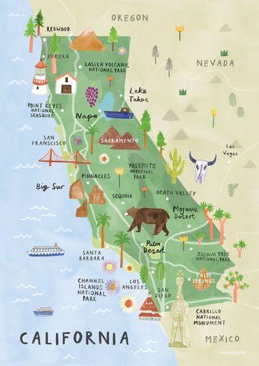Roadtrip por USA: Los Ángeles, Las Vegas y San Francio.