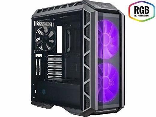 Cooler Master MasterCase H500P - Cajas de Ordenador de sobremesa 'E-ATX