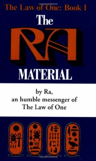 The Ra Material: An Ancient Astronaut Speaks
