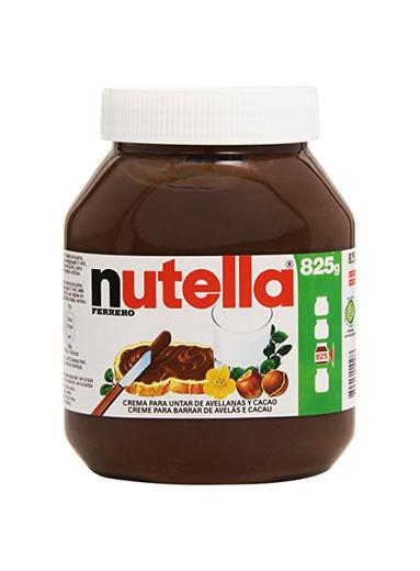 Nutella Crema para Untar de Avellanas y Cacao