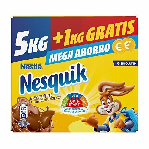 Nestlé Nesquik - Paquete de cacao soluble