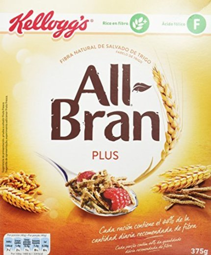 KelloggŽs All Bran Plus