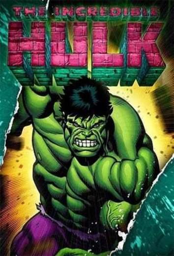 El increíble Hulk 1996