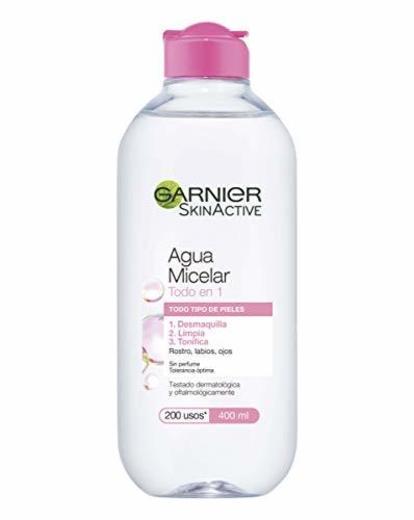 Garnier Skin Active Agua Micelar Clásica para Pieles Normales Todo en Uno