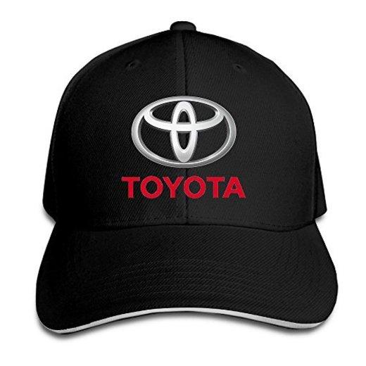Hittings IEEFTA Toyota Logo Snapback Hats