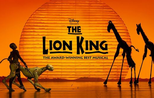 The Lion King - Broadway | Tickets | Broadway | Broadway.com