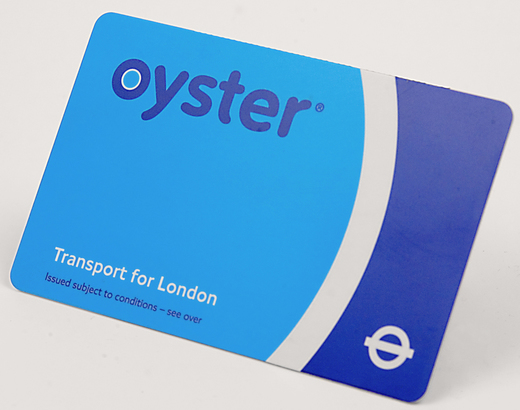 Oyster online - Transport for London - Oyster cards
