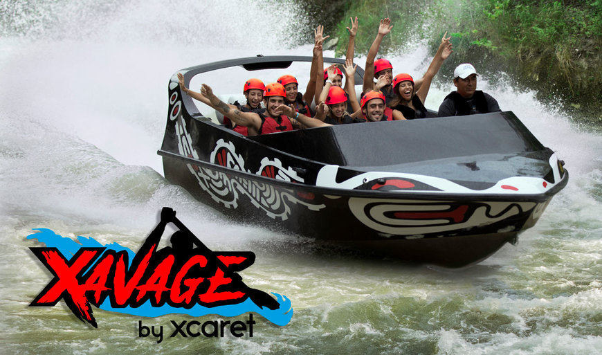 Xavage by Xcaret