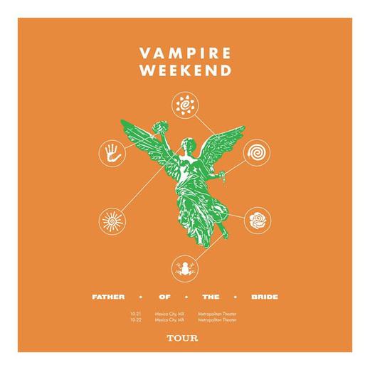 Consigue boletos para Vampire Weekend