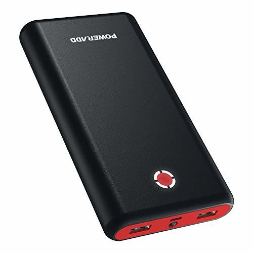 [Versión Mejorada] Poweradd Pilot X7 20000mAh Power Bank Cargador Móvil Portátil Batería