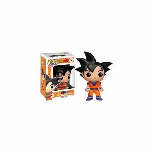 Figura POP! Dragon Ball Z Black Hair Goku Exclusive