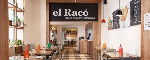 El Racó - Rambla. Pizzeria Mediterránea.