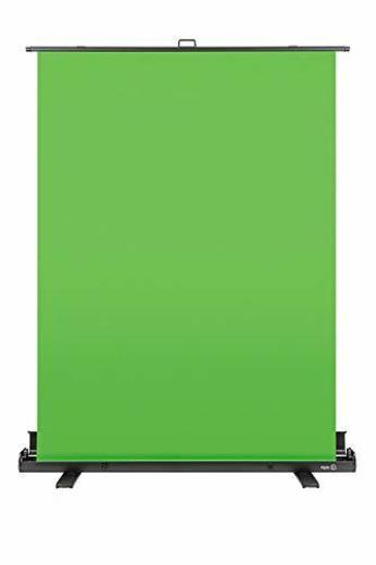 Elgato Green Screen - panel chromakey plegable para eliminación del fondo con