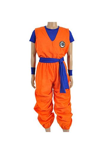 CoolChange Traje Cosplay de Son Goku, tamaño