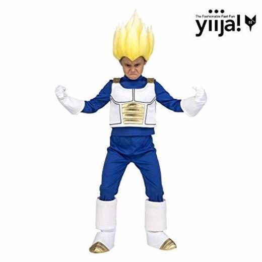 My Other Me Me Me- Saiyan Vegeta Dragon Ball DISFRAZ Multicolor