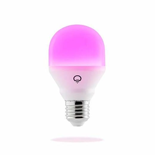 Lifx L3A19MC08E27 Bombilla Mini E27