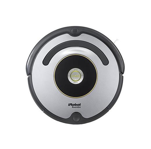 iRobot Roomba 615 - Robot aspirador para suelos duros y alfombras
