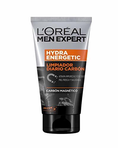 L'Oréal Paris Men Expert Gel Limpiador Carbón Magnético Hydra Energetic
