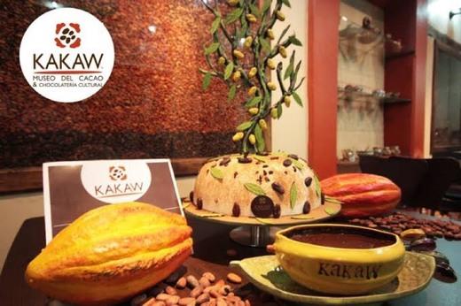 Kakaw Museo del Cacao y Chocolateria Cultural