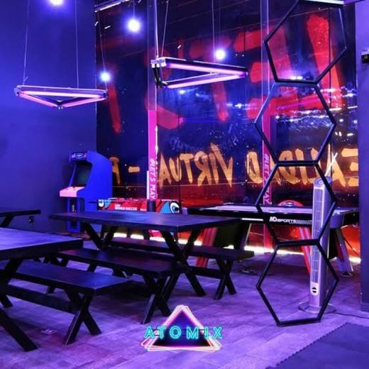 Atomix Laser Tag & VR