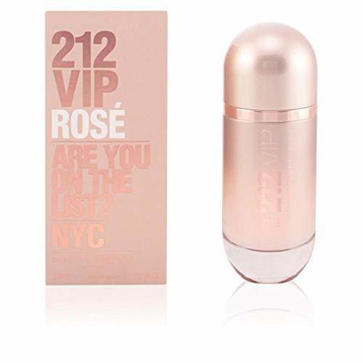 Carolina Herrera 212 Vip Rosé Agua de Perfume Vaporizador