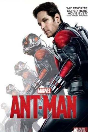 Ant-Man: Let's Go to the Macroverse