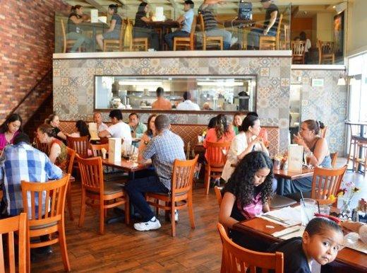 Café de la Flor Plaza Río