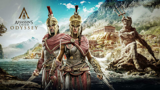 Assassin's Creed Odyssey Disponible Ahora en PS4, Xbox One, PC ...