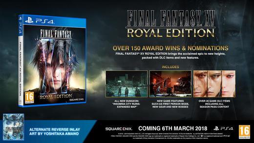 FINAL FANTASY XV ROYAL EDITION en PS4 | PlayStation™Store ...