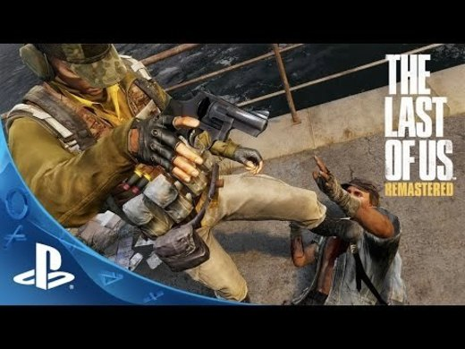 The Last of Us™ Remastered on PS4 | Official PlayStation™Store ...