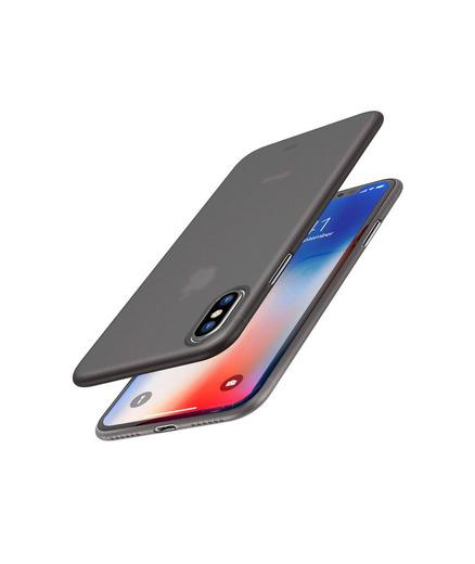 Funda iPhone X, TOZO PP[0.35mm] Ultra Delgada [0.35 mm] Más Fina del