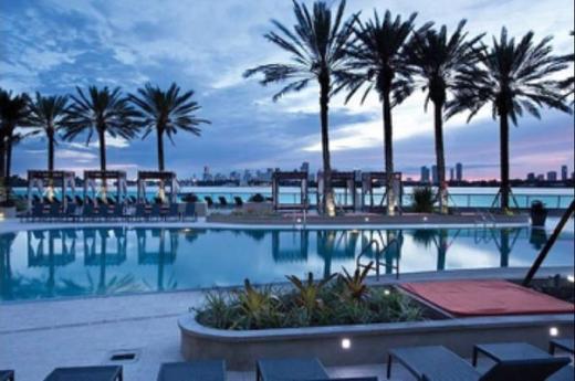 Apartamento en Miami South Beach