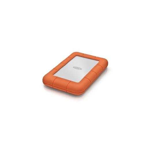 LaCie Rugged Mini - Disco Duro Externo de 2 TB con USB