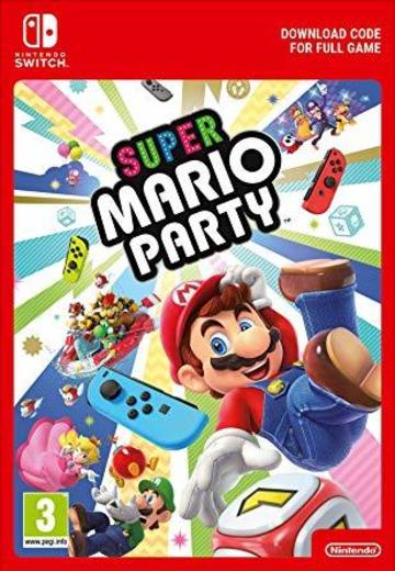 Super Mario Party for Nintendo Switch - Nintendo Game Details