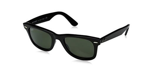 Ray-Ban Wayfarer 901, Gafas de Sol Unisex-Adulto, Black