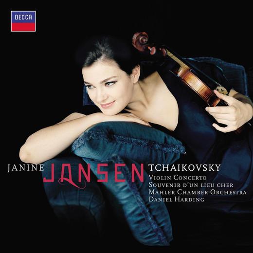 Violin Concerto In D, Op.35, TH. 59: 1. Allegro moderato