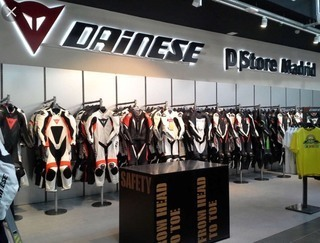 Dainese D-Store Madrid