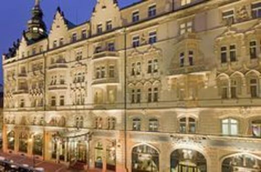 Hotel Paris Prague