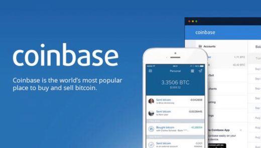 Coinbase - Buy Bitcoin & more