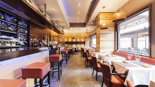 almagro cafe and bar restaurante