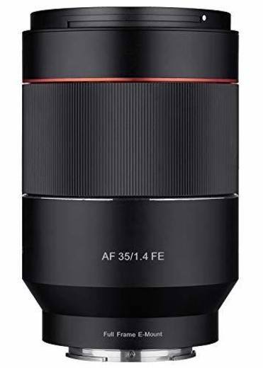 Samyang SA7041 - Objetivo AF para cámaras Digitales sin Espejo Sony E