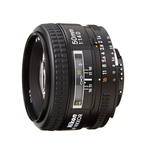 Nikon Nikkor 50 mm f 1:1,4D- Objetivo para Nikon