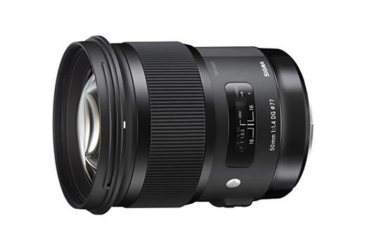 Sigma 50 mm, f/1.4 - Objetivo para Sony