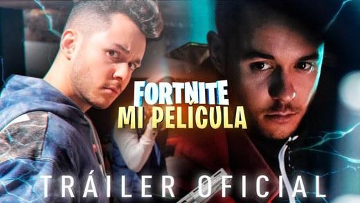 "FORTNITE: MI PELÍCULA ""Trailer Oficial"" - Especial 10 Millones ..."